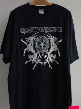 Goatwhore tshirt