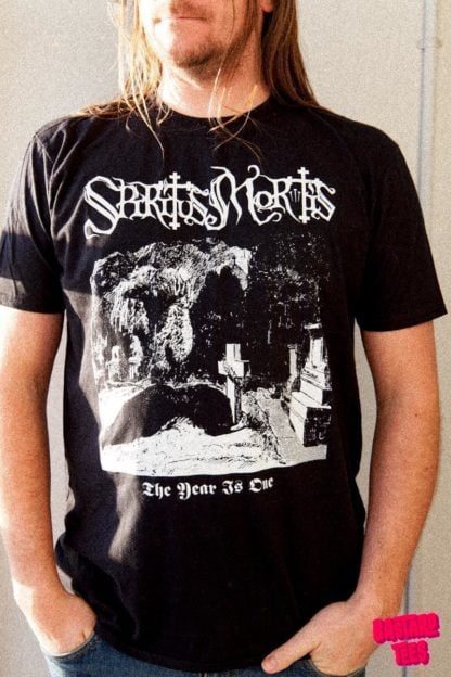 Bastard Tees Used Band Shirts Spiritus Mortis the year is one