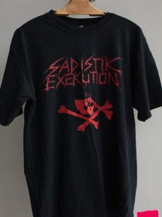Bastard Tees Used Band Shirts Sadistik Exekution