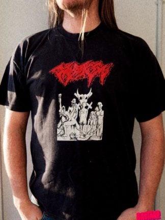 Masokismi – Ulosteorgiat T-shirt