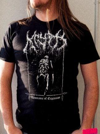 Bastard Tees Used Band Shirts Krypts Remnants of Expansion