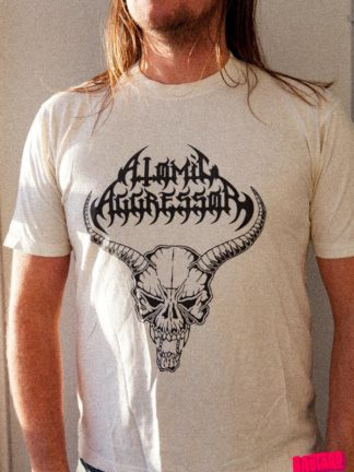 Atomic Aggressor Bastard Tees Used Band Shirts