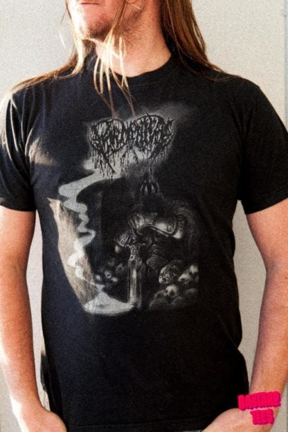 Bastard Tees Used Band Shirts Wormphlegm Tomb Of the Ancient King